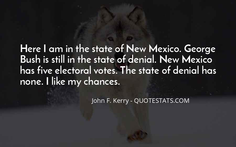 Quotes About New Mexico #1677169