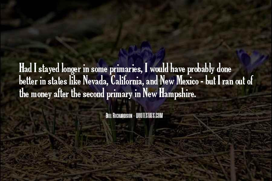 Quotes About New Mexico #1767619