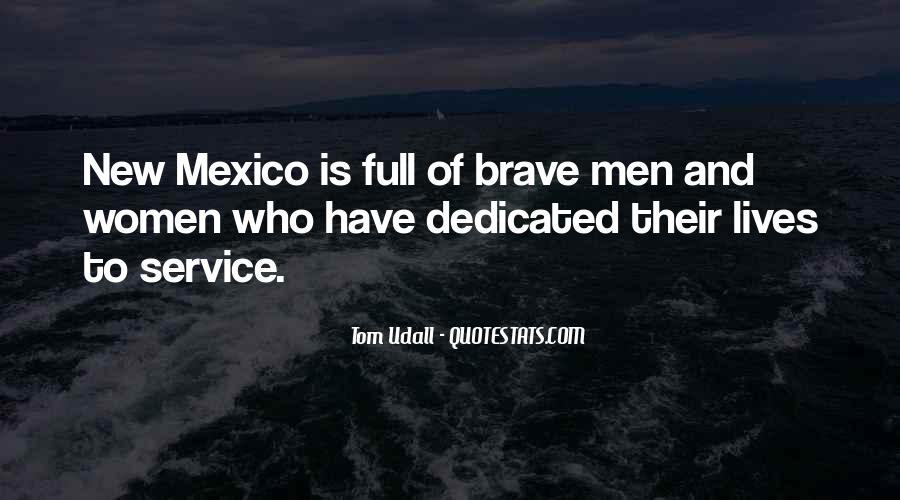 Quotes About New Mexico #1796219