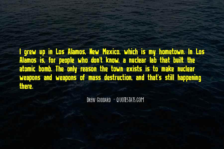 Quotes About New Mexico #318428