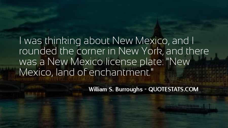 Quotes About New Mexico #351799