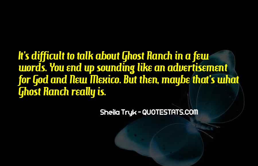 Quotes About New Mexico #448372