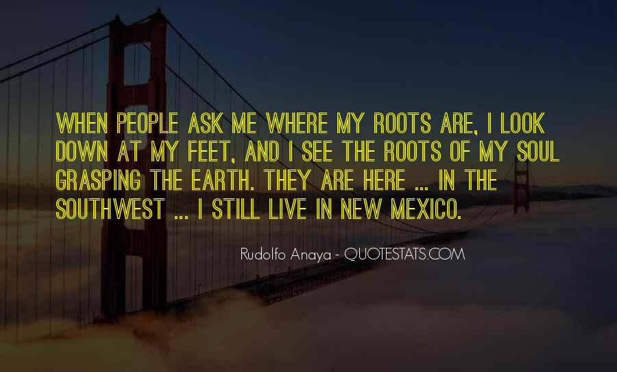 Quotes About New Mexico #548320