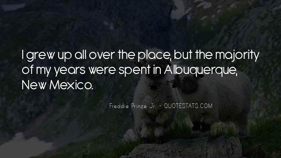 Quotes About New Mexico #820685