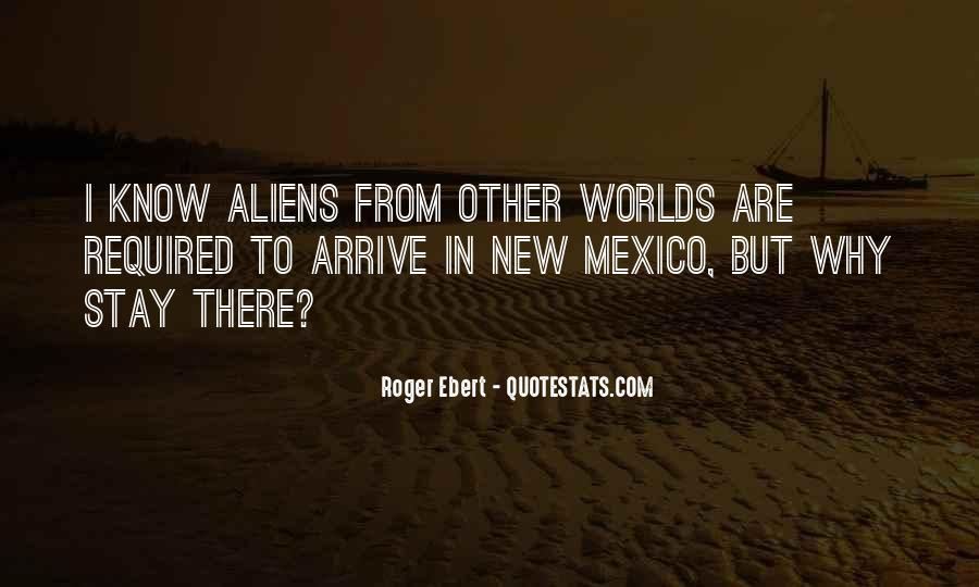 Quotes About New Mexico #84845