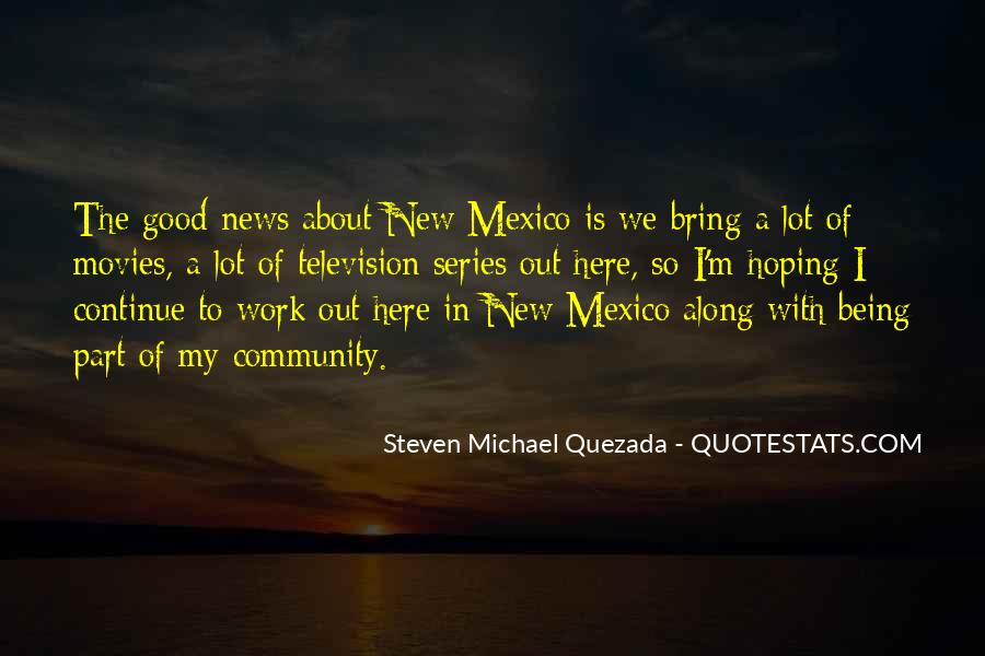Quotes About New Mexico #936952