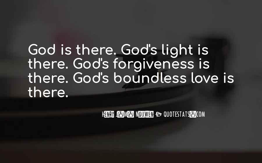 Quotes About Boundless Love #1231975