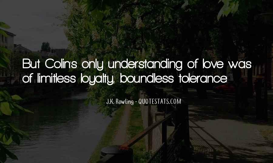 Quotes About Boundless Love #1264601