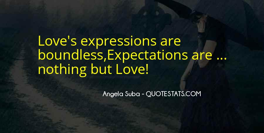 Quotes About Boundless Love #1448390