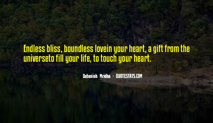 Quotes About Boundless Love #1495098