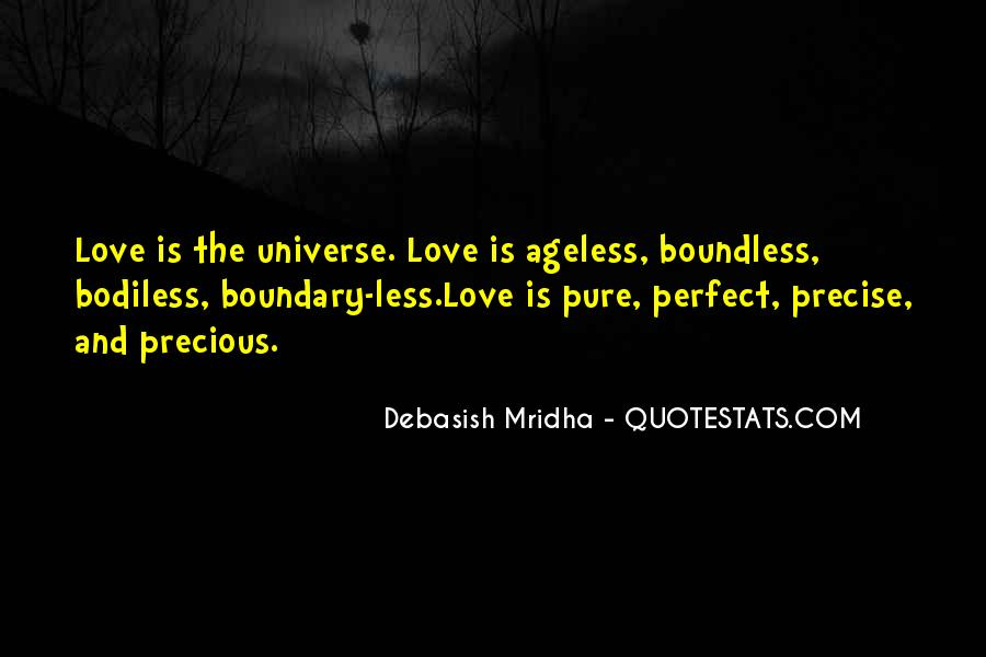 Quotes About Boundless Love #1613316
