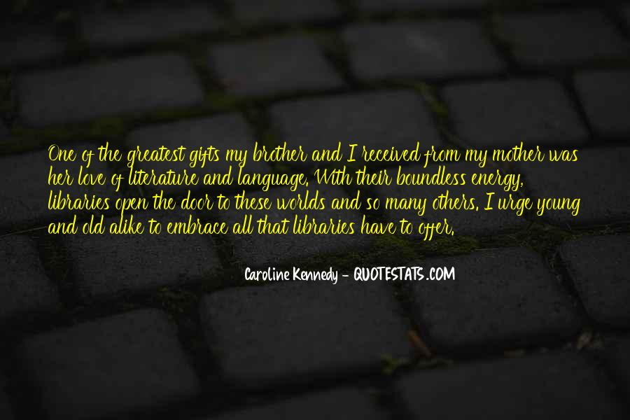 Quotes About Boundless Love #239858
