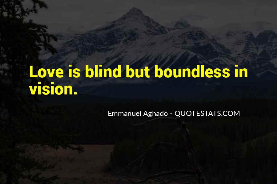 Quotes About Boundless Love #24440