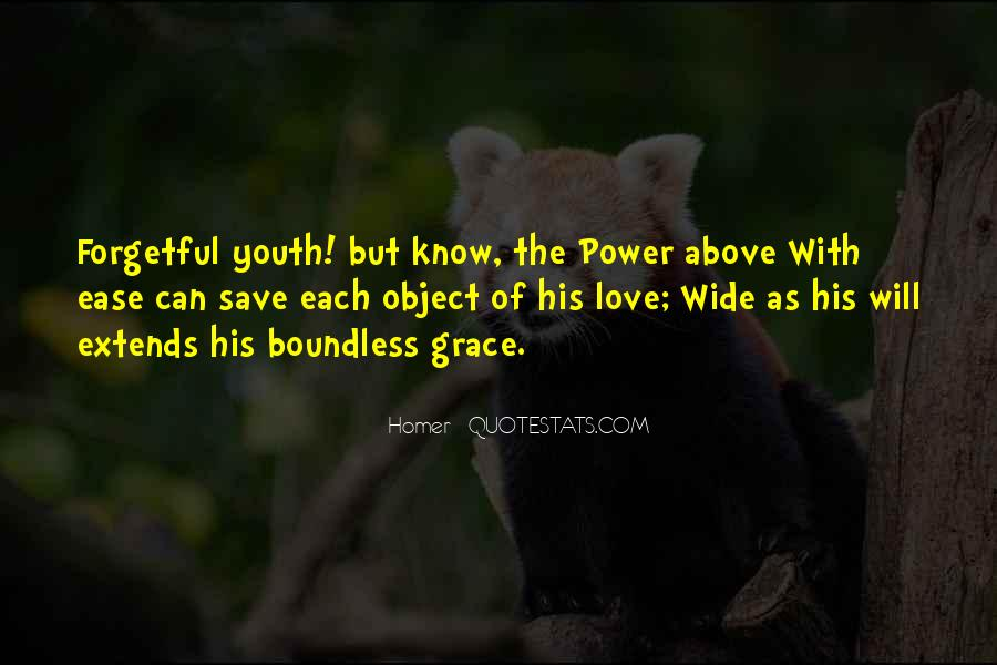 Quotes About Boundless Love #618060