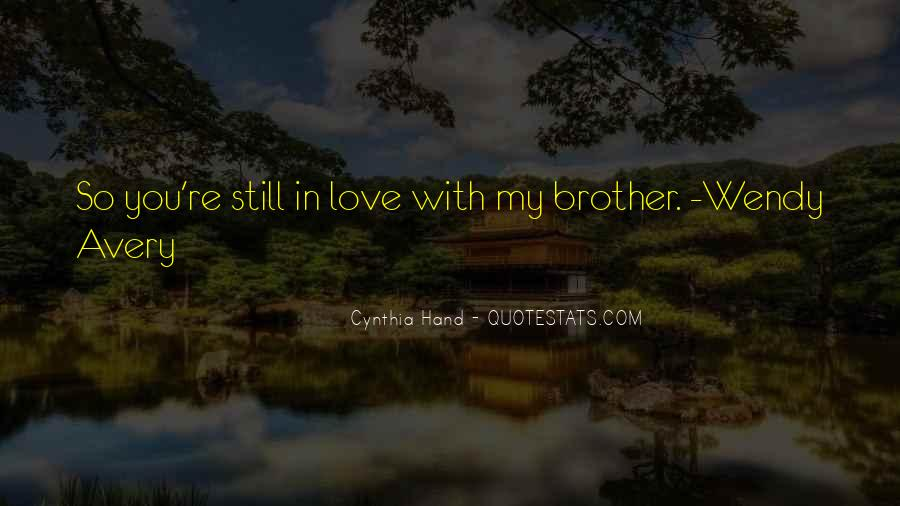Quotes About Boundless Love #624082