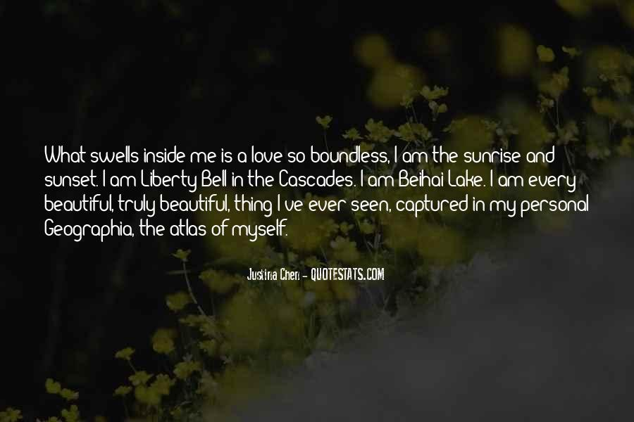 Quotes About Boundless Love #775557