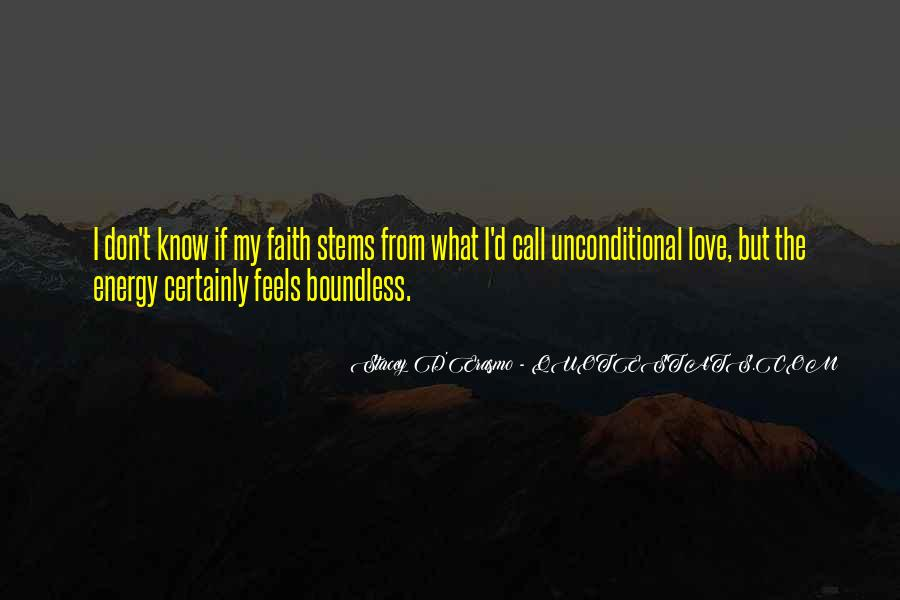 Quotes About Boundless Love #854162