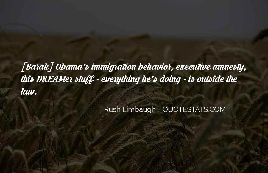 Quotes About Immigration Obama #1114509