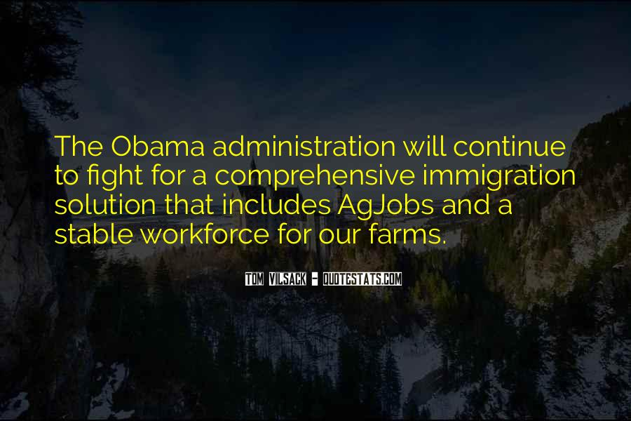 Quotes About Immigration Obama #118538