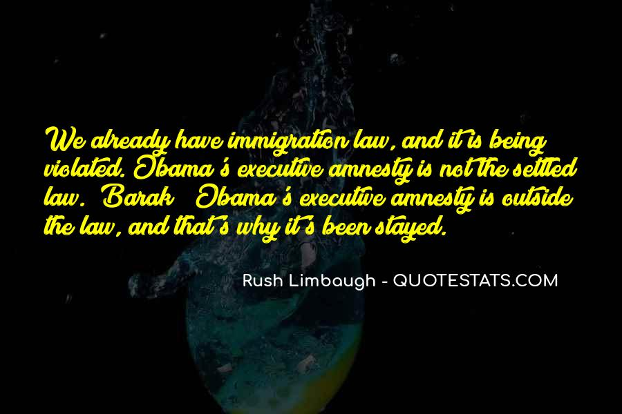 Quotes About Immigration Obama #1598742