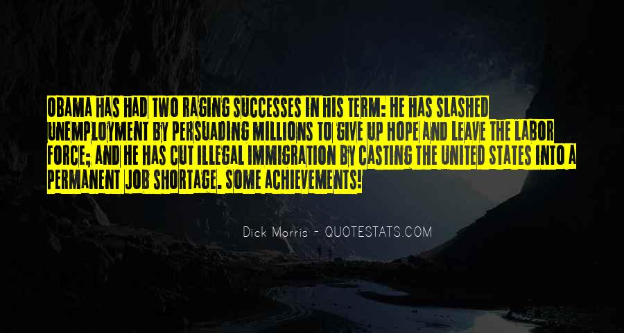 Quotes About Immigration Obama #1614760