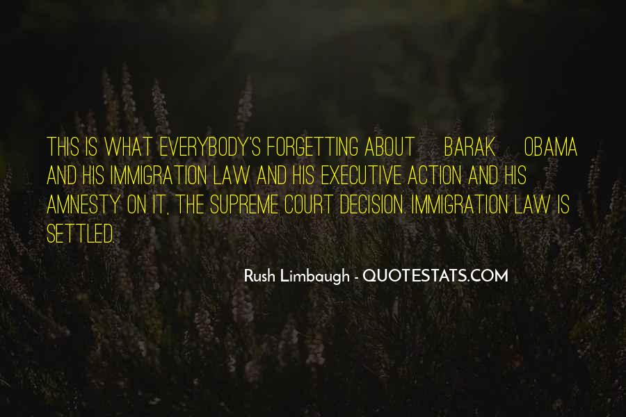Quotes About Immigration Obama #1671322