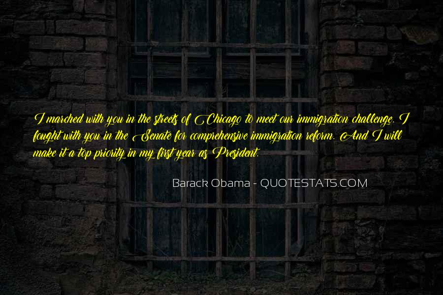 Quotes About Immigration Obama #403920