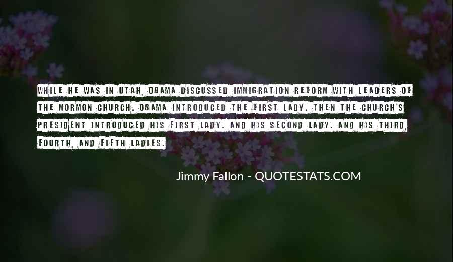 Quotes About Immigration Obama #530233