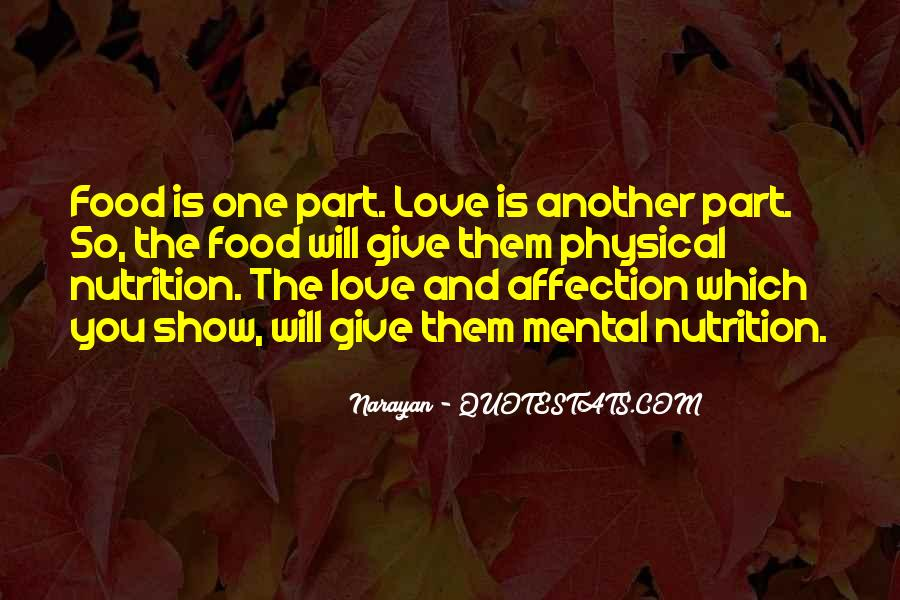 Quotes About Physical Love #148555