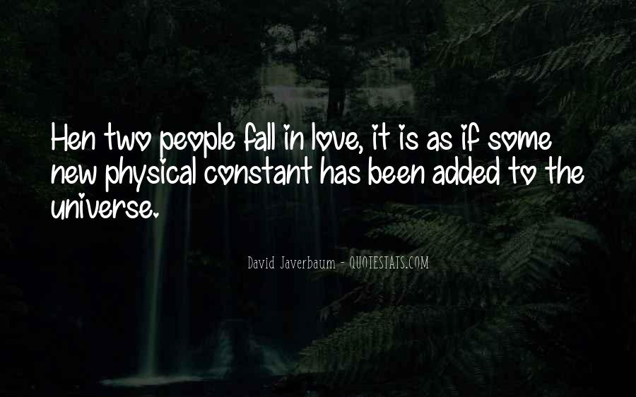 Quotes About Physical Love #166184