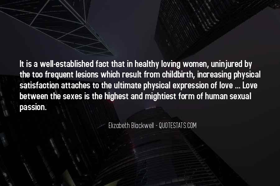Quotes About Physical Love #295924
