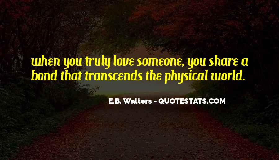 Quotes About Physical Love #40591