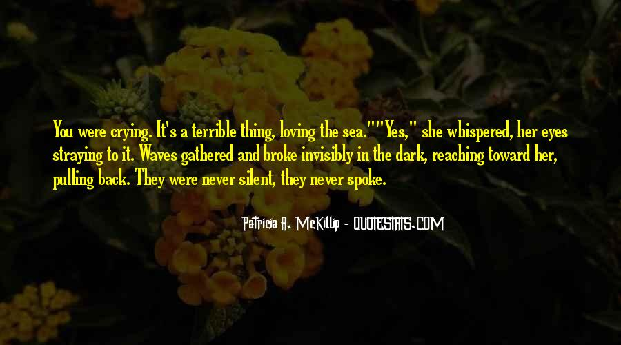 Quotes About Broken Family Relationships #101767