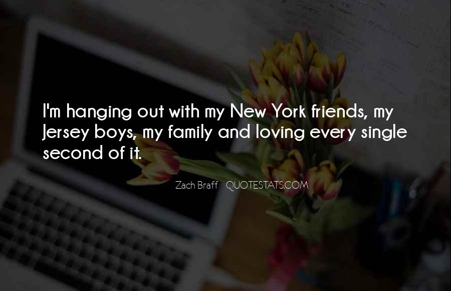 Quotes About Friends That Are Like Family #100480