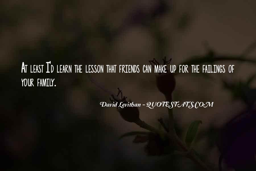 Quotes About Friends That Are Like Family #101986