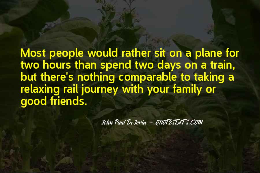 Quotes About Friends That Are Like Family #111679