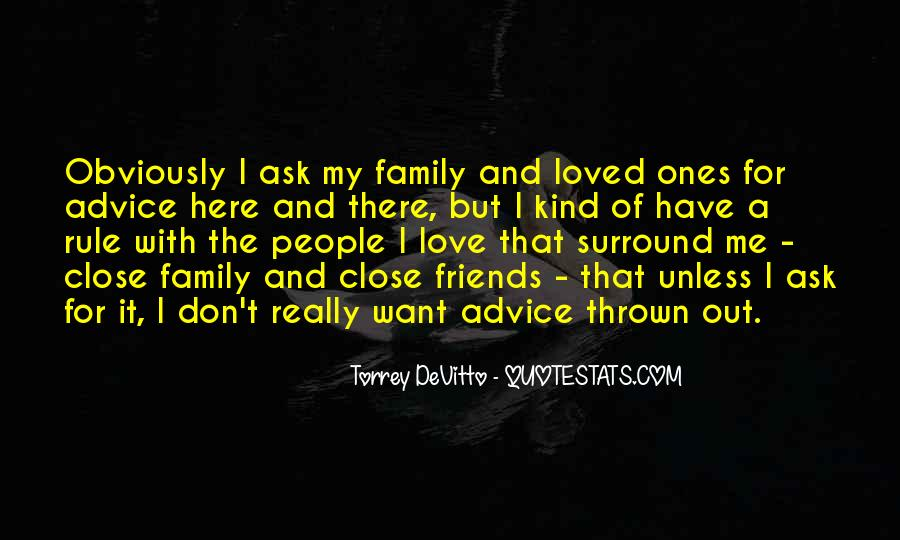 Quotes About Friends That Are Like Family #135635