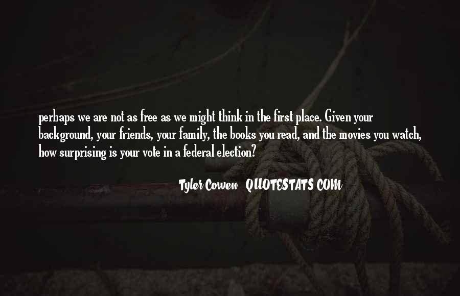 Quotes About Friends That Are Like Family #34676