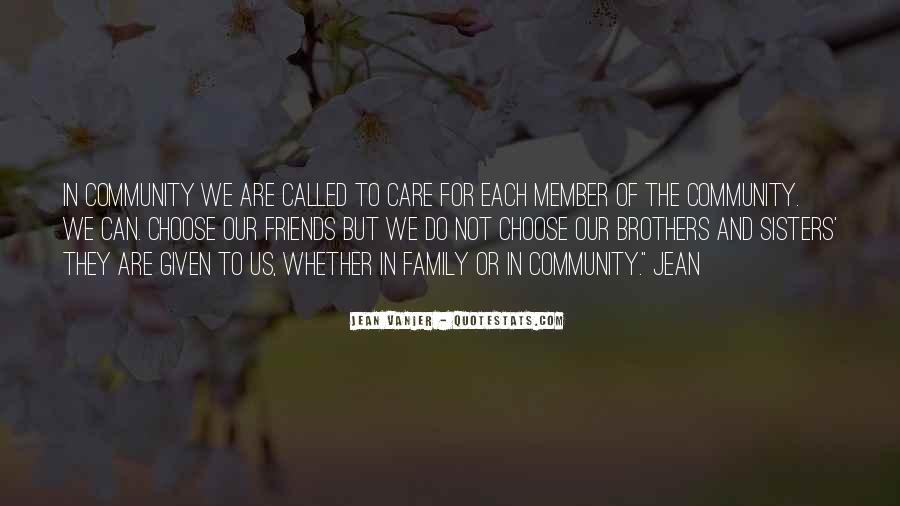 Quotes About Friends That Are Like Family #43662