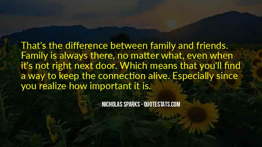 Quotes About Friends That Are Like Family #80403