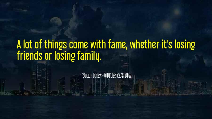 Quotes About Friends That Are Like Family #82451