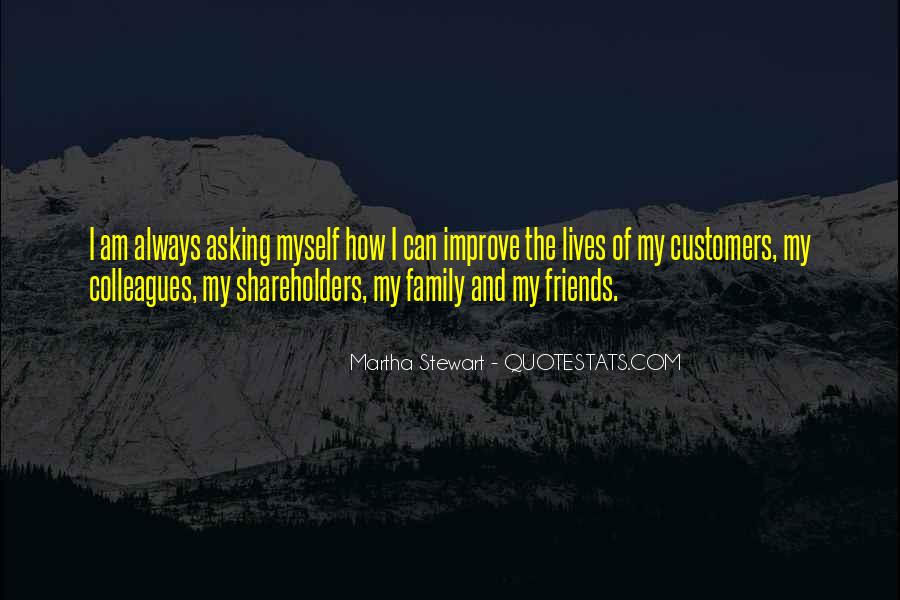 Quotes About Friends That Are Like Family #8479
