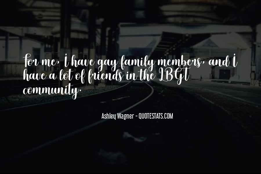 Quotes About Friends That Are Like Family #93892