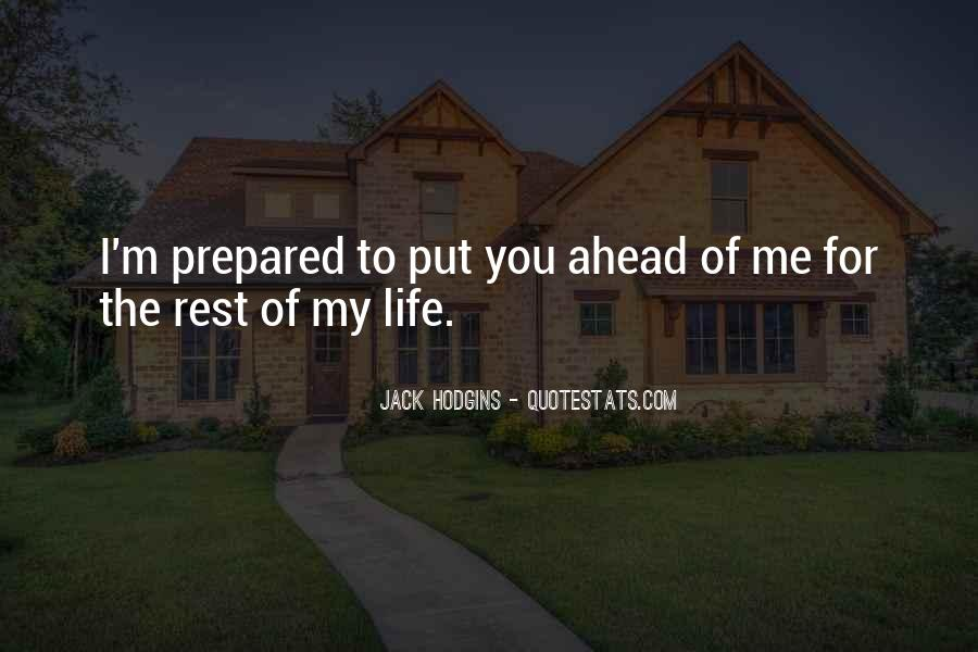 Quotes About Looking Ahead In Life #238682