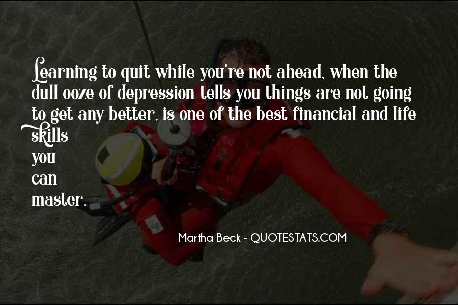 Quotes About Looking Ahead In Life #75458