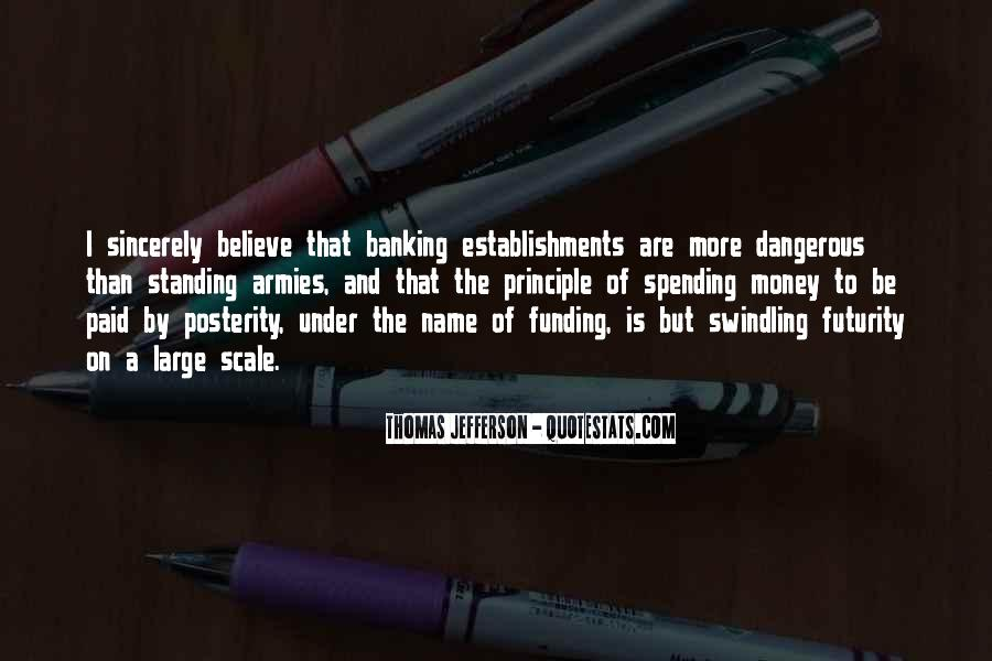 Quotes About Swindling #109061