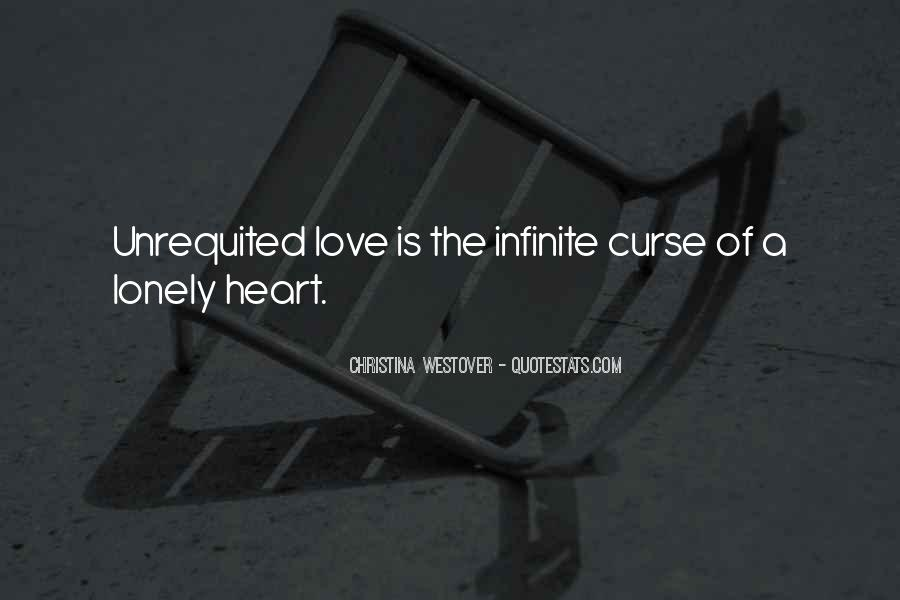 Quotes About Unrequited Life #183857