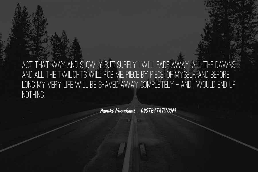 Quotes About Unrequited Life #956921