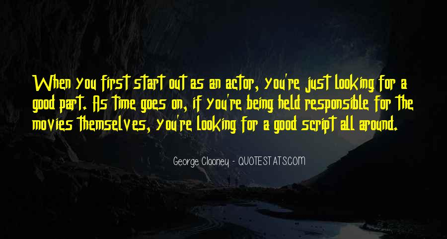 Quotes About Being Good #17198