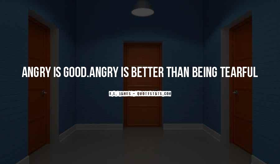 Quotes About Being Good #23151